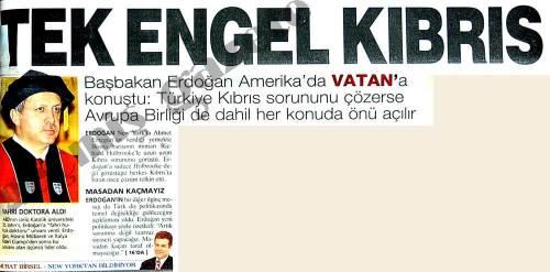 erdoğan fahri doktora töreni