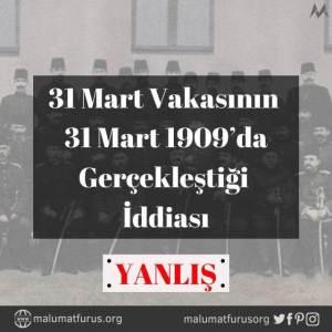 31 mart vakası 1909