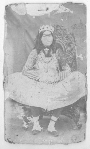 Nasireddin Şah'ın karısı Anis el-Doleh