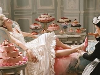 Ekmek Bulamıyorlarsa Pasta Yesinler Marie Antoniette