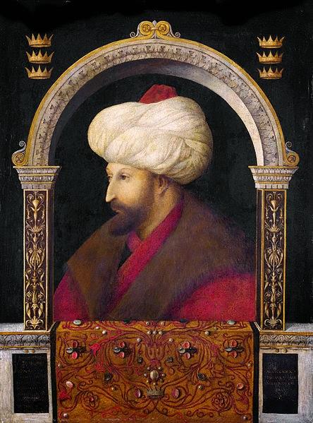 Fatih Sultan Mehmet Tablosu
