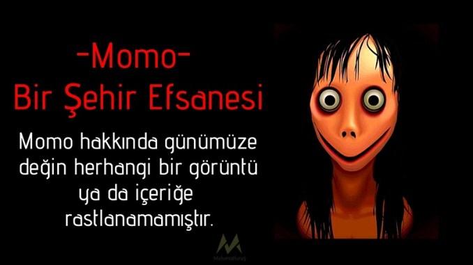 Momo Gerçek Mi