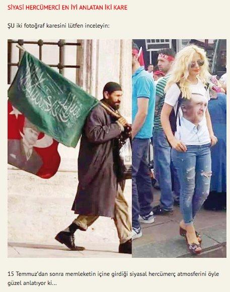 Türkiye'yi anlatan 2 fotoğraf
