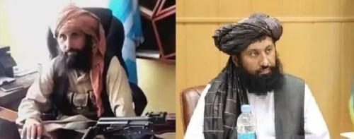 afgan merkez bankası başkanı