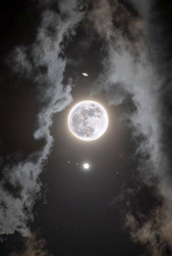 ay satürn jüpiter