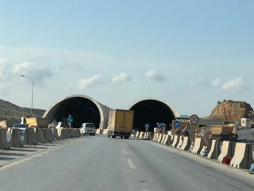dağsız tünel