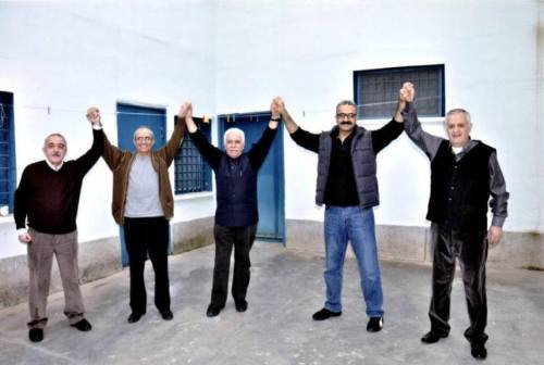 doğu perinçek hapishane