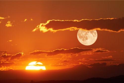 dolunay güneş