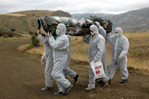 koronavirus ebola cenaze defin