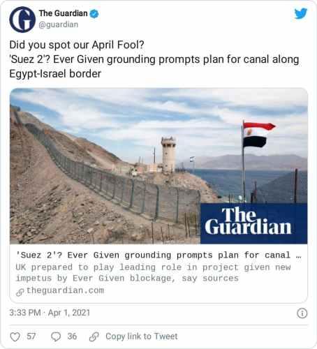guardian yeni süveyş kanalı