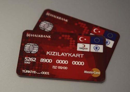 kızılay kartı