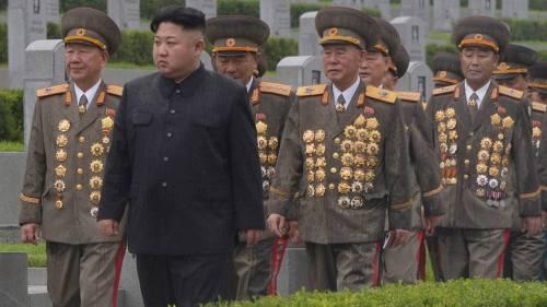 kuzey kore general madalya