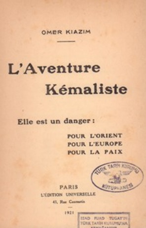 L'aventure Kémaliste