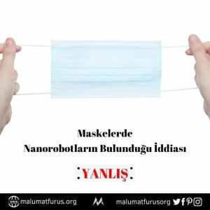 maske nano robot