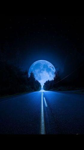 fotoşop ay fotoğrafı