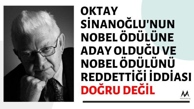 Oktay Sinanoğlu'nun Dünyanın En Genç Profesörü Olduğu Algısına Kapılan Köşe Yazarları
