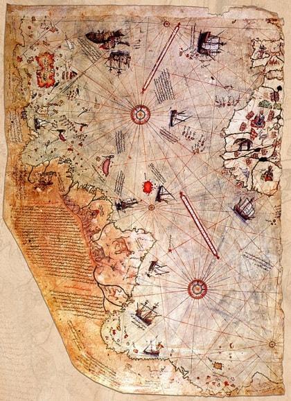 Piri Reis'in Haritası
