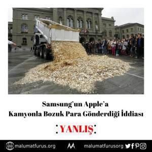 samsung apple tazminat ödemesi