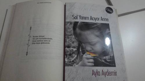 Sol Yanım Acıyor Anne Ayla Aydemir