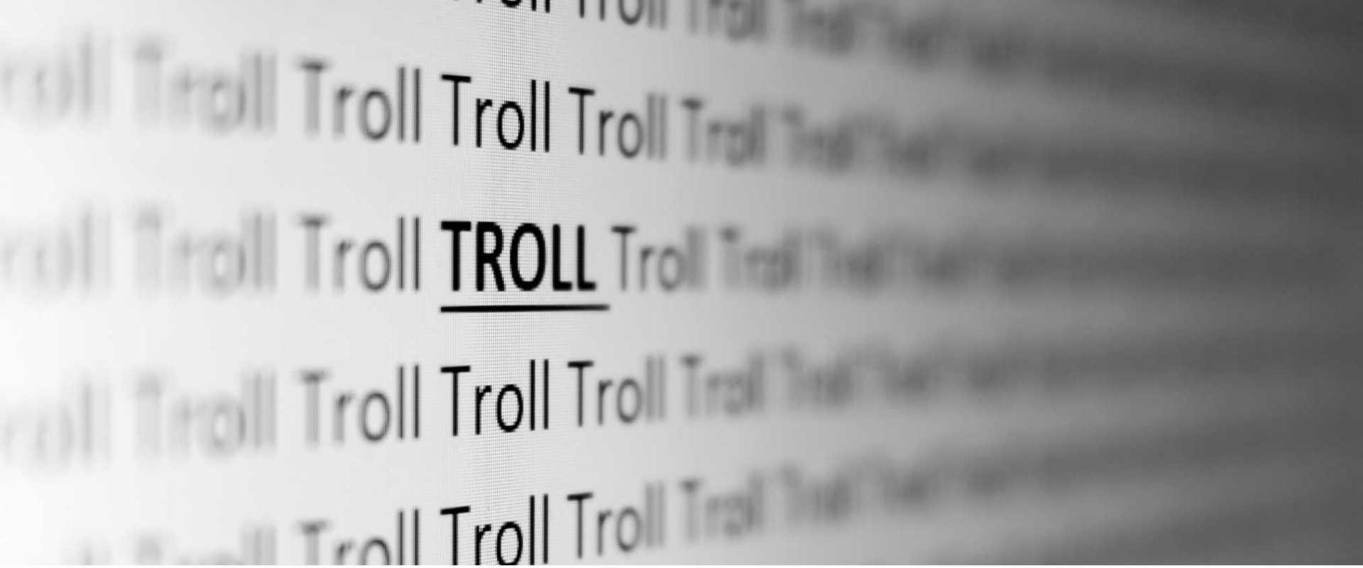 troll nedir