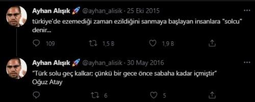 türk solu geç kalkar