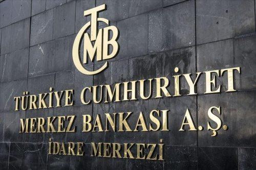 türkiye cumhuriyet merkez bankası a.ş.