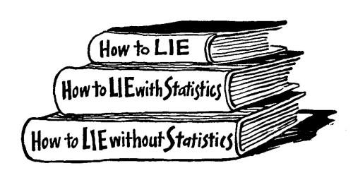 yalan istatistik