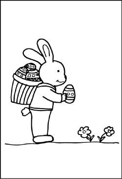 Malvorlagen Zu Ostern Zum Kostenlosen Ausdrucken