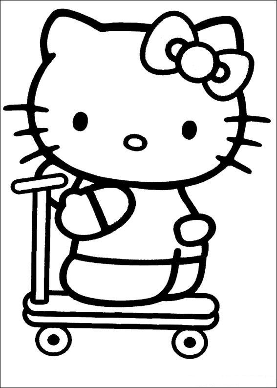 Hello Kitty Doctor Coloring Pages Hello Kitty Malvorlagen 11 Hello