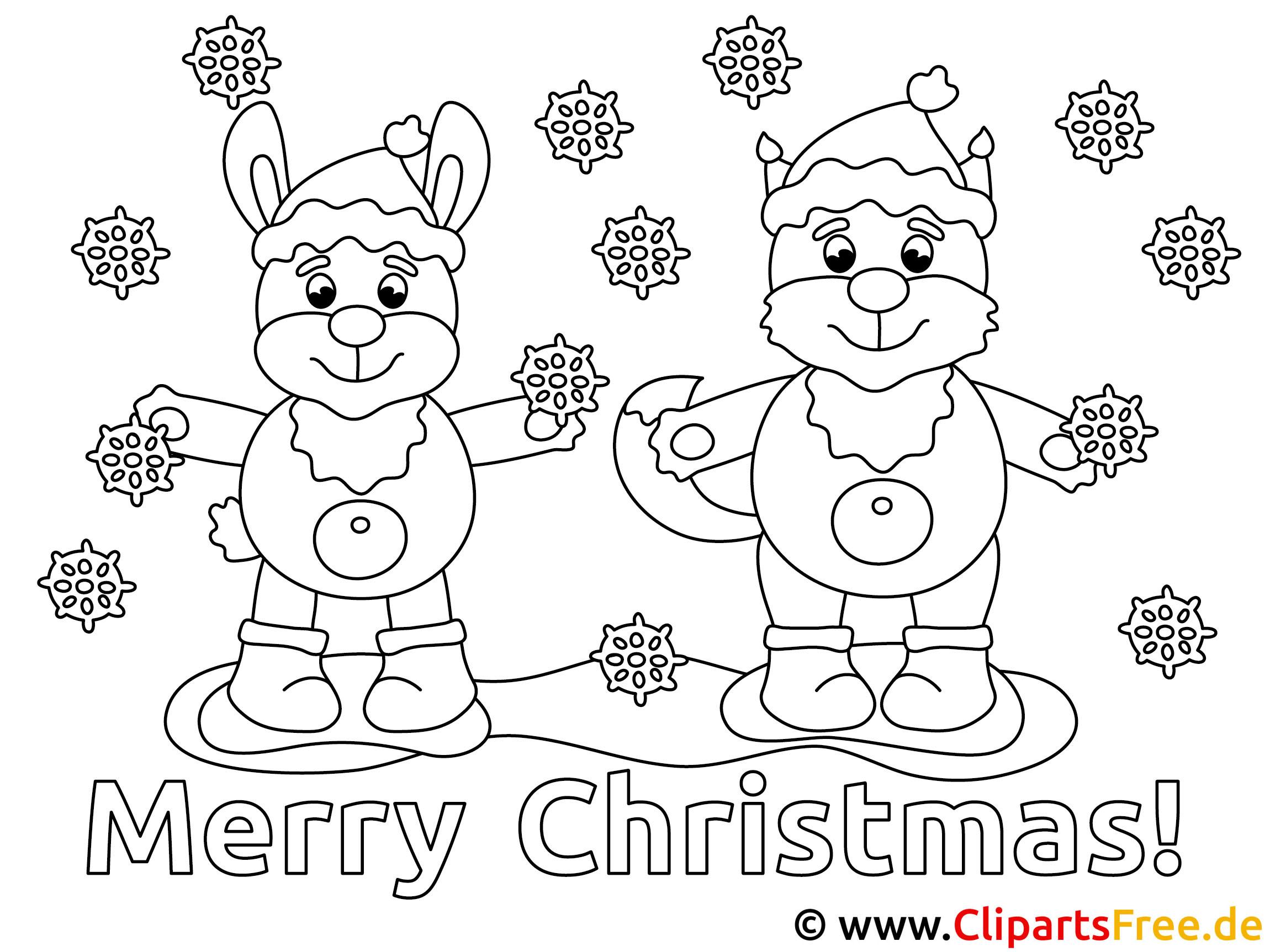 malvorlagen weihnachten kostenlos  bilder19