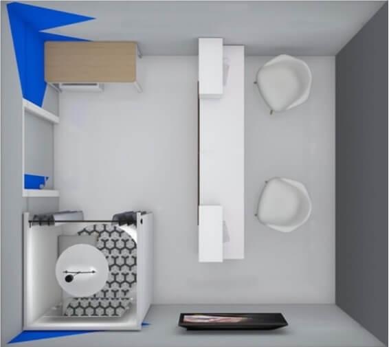 Phòng kế hoạch để mở PVZ: Ví dụ
