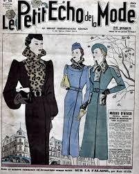 《Le Petit Echo de la Mode》