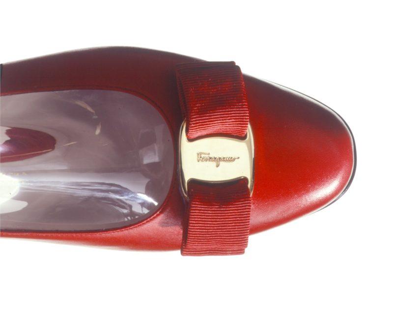 Salvatore Ferragamo:经典芭蕾舞鞋