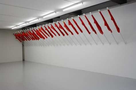 Fayçal Baghriche, Enveloppements. Courtesy of the artist and Taymour Grahne Gallery, New York