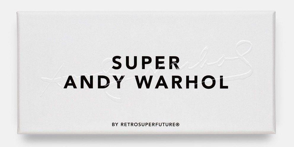 SUPER continua la collaborazione con la Andy Warhol Foundation
