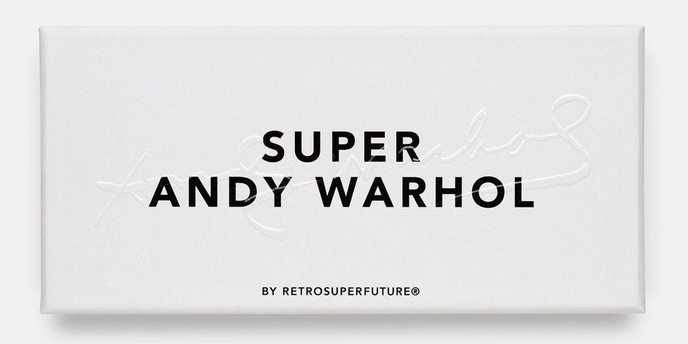SUPER continua la collaborazione con la Andy Warhol Foundation