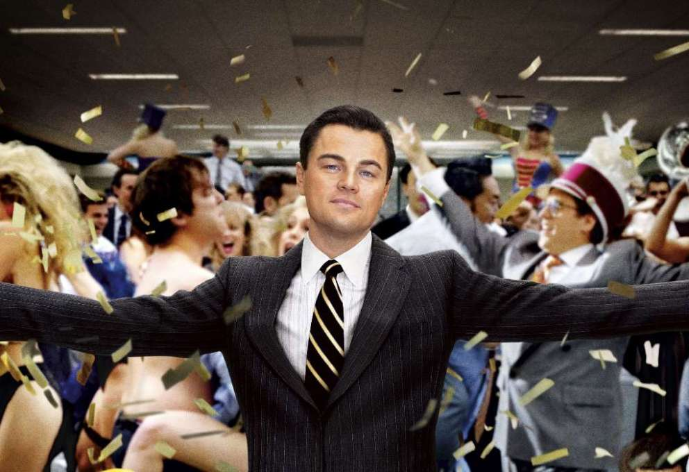 THE WOLF OF WALL STREET – STASERA IN TV