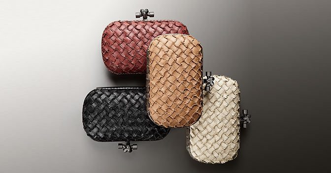 Mame Fashion Dictionary: Bottega Veneta. Clutches.