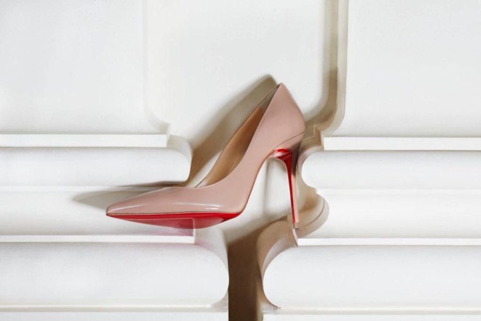 Mame Fashion Dictionary: Christian Louboutin. 招牌红底鞋