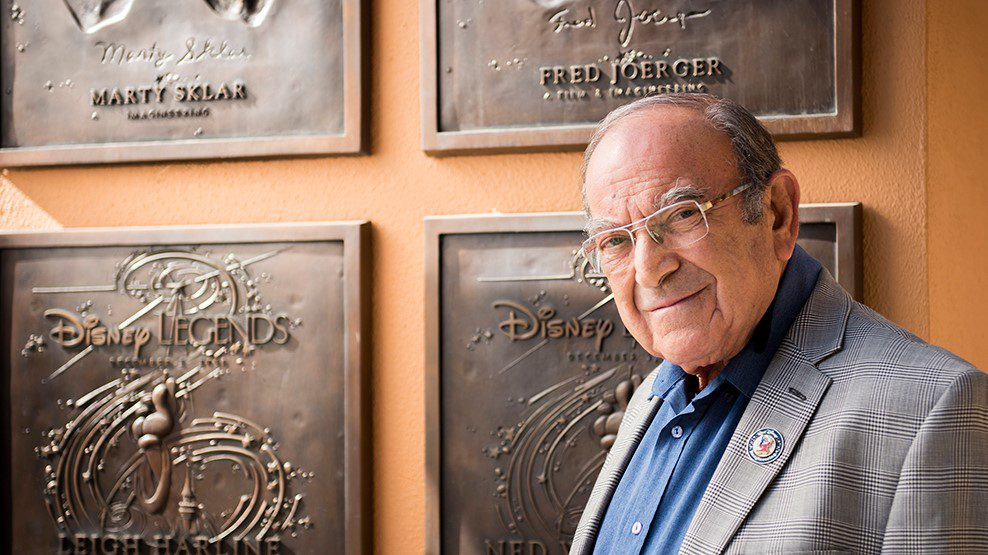 MARTY SKLAR: ADDIO AL PIONIERE DI DISNEYLAND