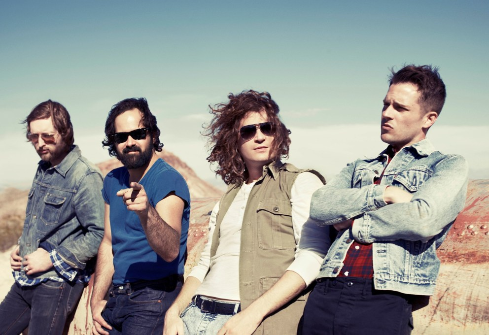 THE KILLERS: 'RUN FOR COVER' E' IL NUOVO SINGOLO