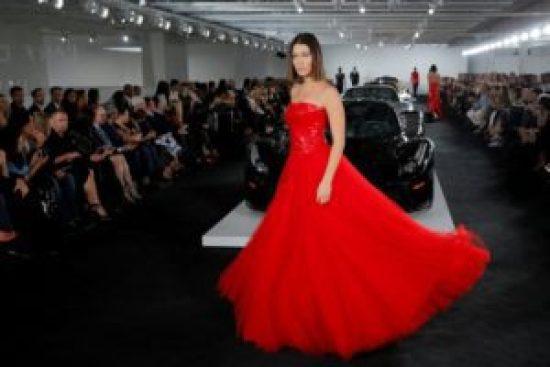 Fashion: Spring 2018 New York Fashion Week. Ralph Lauren
