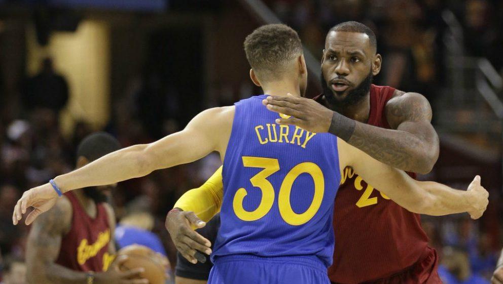 LEBRON JAMES E LE STAR DELL'NBA CONTRO TRUMP