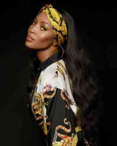 Mame Moda La venere nera compie oggi 48 anni, auguri Naomi Campbell. Naomi Campbell portrait