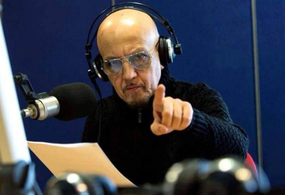 ENRICO RUGGERI E LA STORIA DEL CALCIO SU RADIO 24