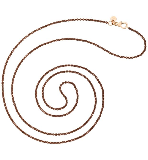 mame lifestyle DODO - I NUOVI CIONDOLI DELLA SUMMER COLLECTION argento color marrone