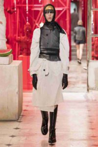 Mame Moda Tutto il peggio della moda uomo di Parigi. Maison Margiela