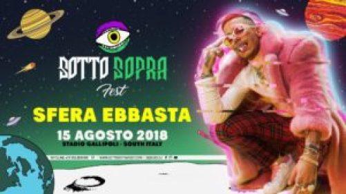 mam-e eventi IL SOTTOSOPRA FEST 2018 - L'HIP HOP IN SCENA A GALLIPOLI sfera