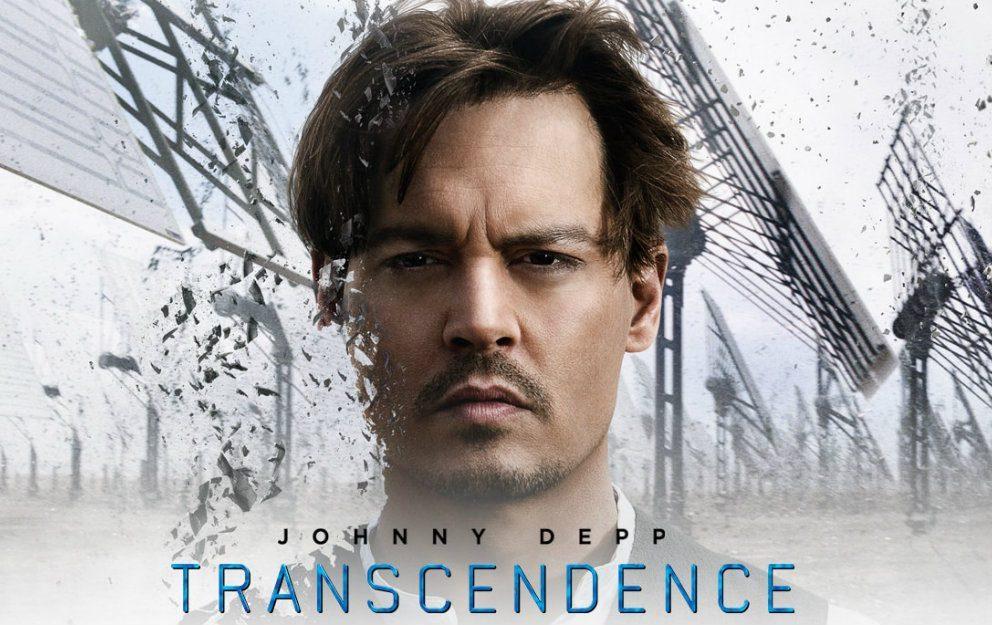 TRANSCENDENCE – JOHNNY DEPP STASERA IN TV