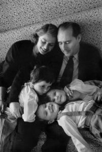 mame cinema INGRID BERGMAN - LA DIVA DEGLI ANNI '40 famiglia